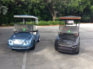 Golf Carts Galery One