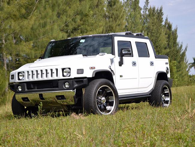 Trucks - Hummer H2