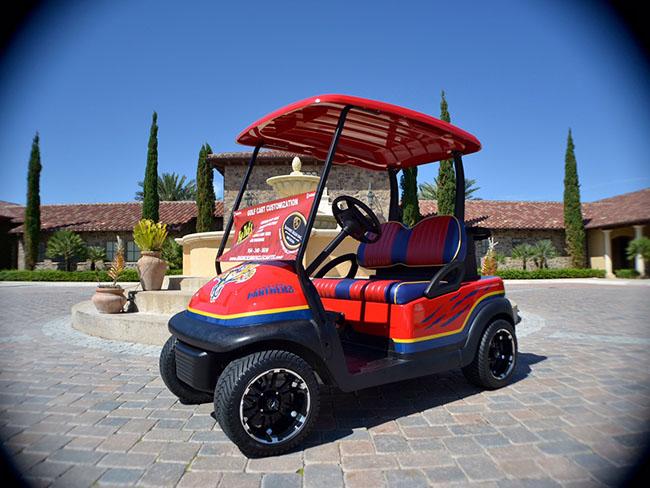 Golf Cart - Panther Cart