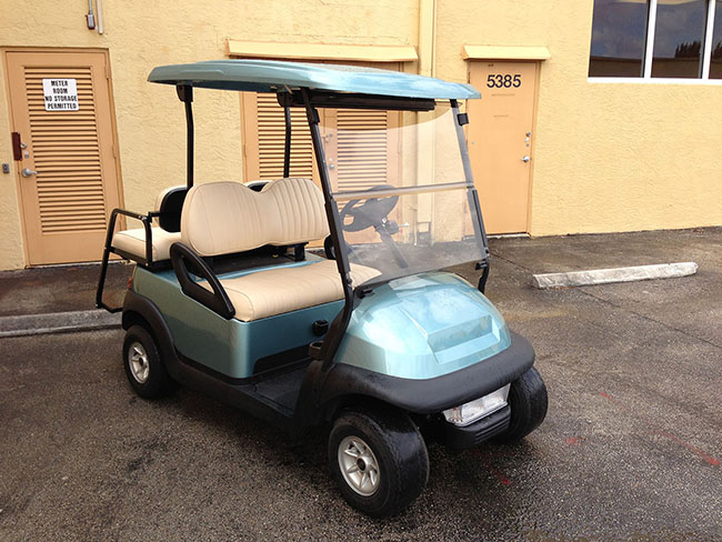 Misc Golf Carts 2