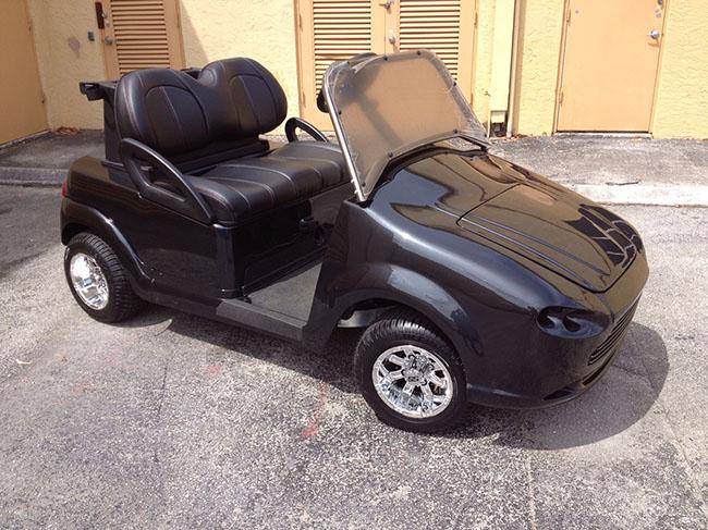 Golf Cart - Aston Martin Carts