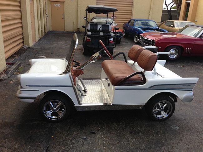 Golf Cart - Belair Cart